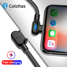90 Degree 1M 2M Fast Charging Micro USB Type C Cable For Samsung S8 S9 S10 Xiaomi Huawei LG VIVO Android Micro usb USB-C Charger olaf nylon braided usb type c cable 1m 2m 3m data sync fast charging usb c cable for samsung s9 s10 xiaomi mi9 mi8 huawei type c