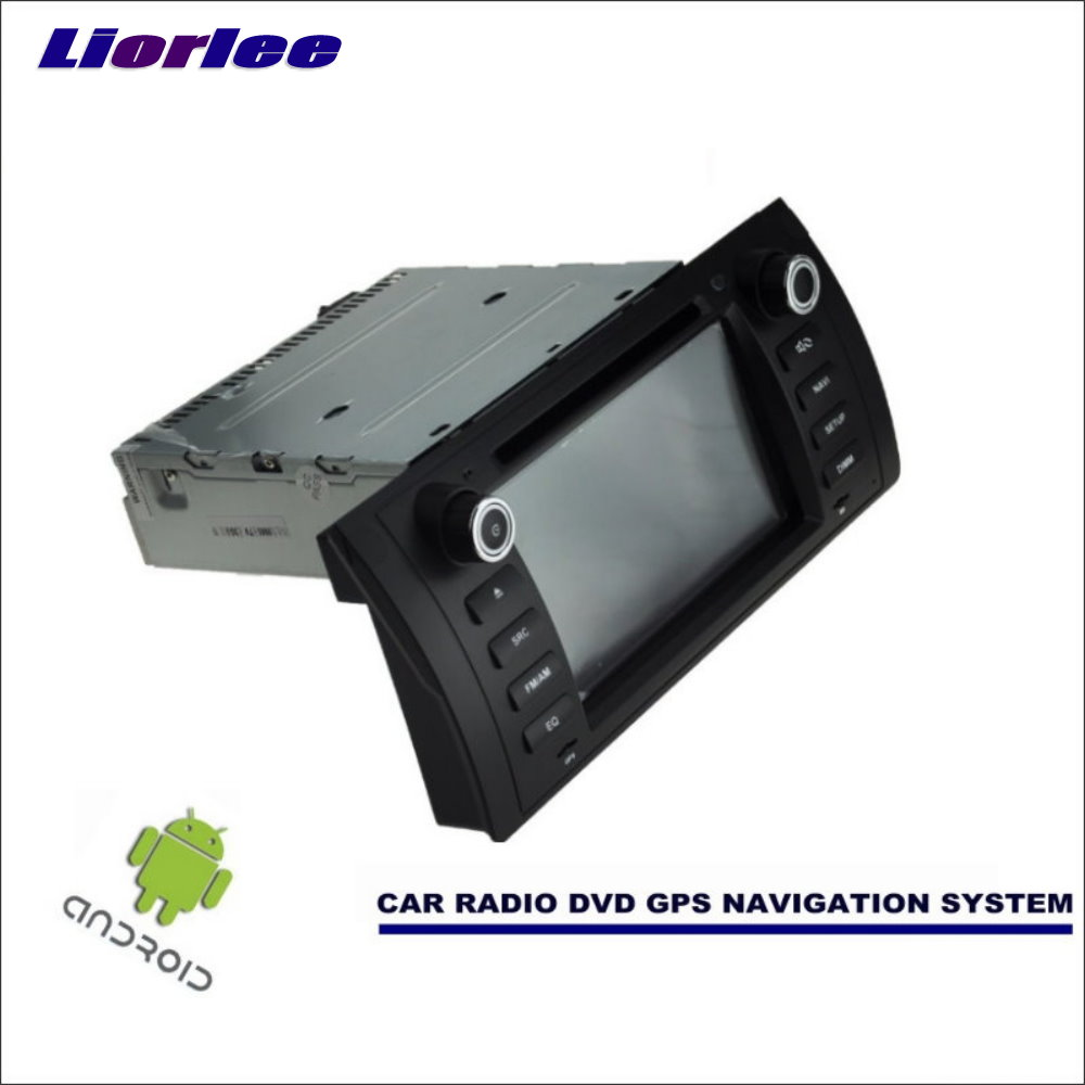 Liorlee Car Android Navigation System For <font><b>BMW</b></font> 7 <font><b>E38</b></font> 1994-2001 <font><b>Radio</b></font> Stereo CD DVD Player GPS Navi BT HD Screen Multimedia image