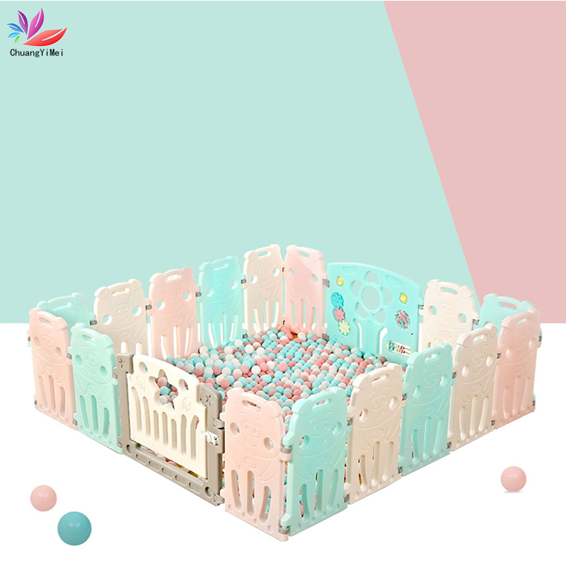 Baby Playpen With Children Playpen For Baby Play Fence Children Indoor Baby Playground Kids Ball Pit Playpen Kid Ball Pool Pit
