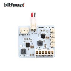Image 3 - Bitfunx DreamPSU Rev2.0 12 فولت استبدال تيار مستمر وحدة التحكم الأصلي امدادات الطاقة ل SEGA Dreamcast