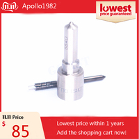 Common Rail Nozzle Sprayer DLLA153P884 For Injector 0950005800 6C1Q9K546AC 1378432 1980.J7 9659296080 6C1Q 9K546 AC 4 piece/lot