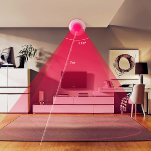 Image 3 - بطاريات معمرة ذكية تعمل بالطاقة واي فاي تويا PIR محس حركة كاشف نظام إنذار المنزل العمل مع IFTTT