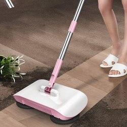 Gorący automatyczne ręcznie zamiatarka magia obracać miotła nie elektryczne urządzenia do oczyszczania gospodarstwa domowego D6