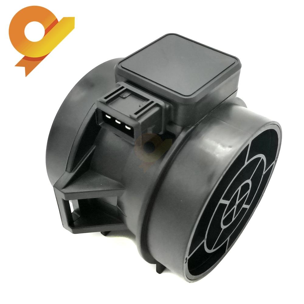 OEM 5WK9605 13621432356 Air Flow Sensor Meter For BMW 3 5 7 Series E36 E46 E38 E39 Z3 M52 M54 320 323 325 520 523 525 i ci xiAir Flow Meter   -