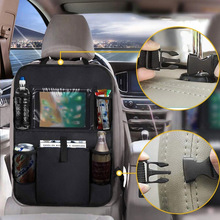 Stowing Tidying Tablet-Holder Storage-Bag Back-Organizer Car-Seat Automobiles-Interior-Accessory