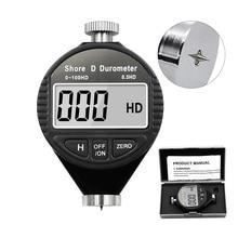 HA HD HC цифровой береговой дюрометр склерометр резиновый Измеритель Твердости пункт