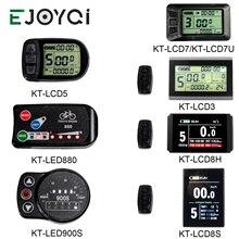 Led-Display LCD Kt Ebike Electric Bicycle LCD3U LCD8H 36V 48V 880