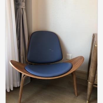 Three-Legged Shell Chair  1