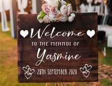 Personalised MEHNDI Wedding Party…