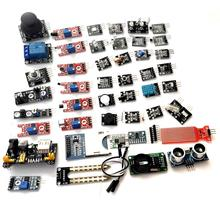45 in 1 Sensors Modules Starter Kit Learning Sensor kit for Arduino