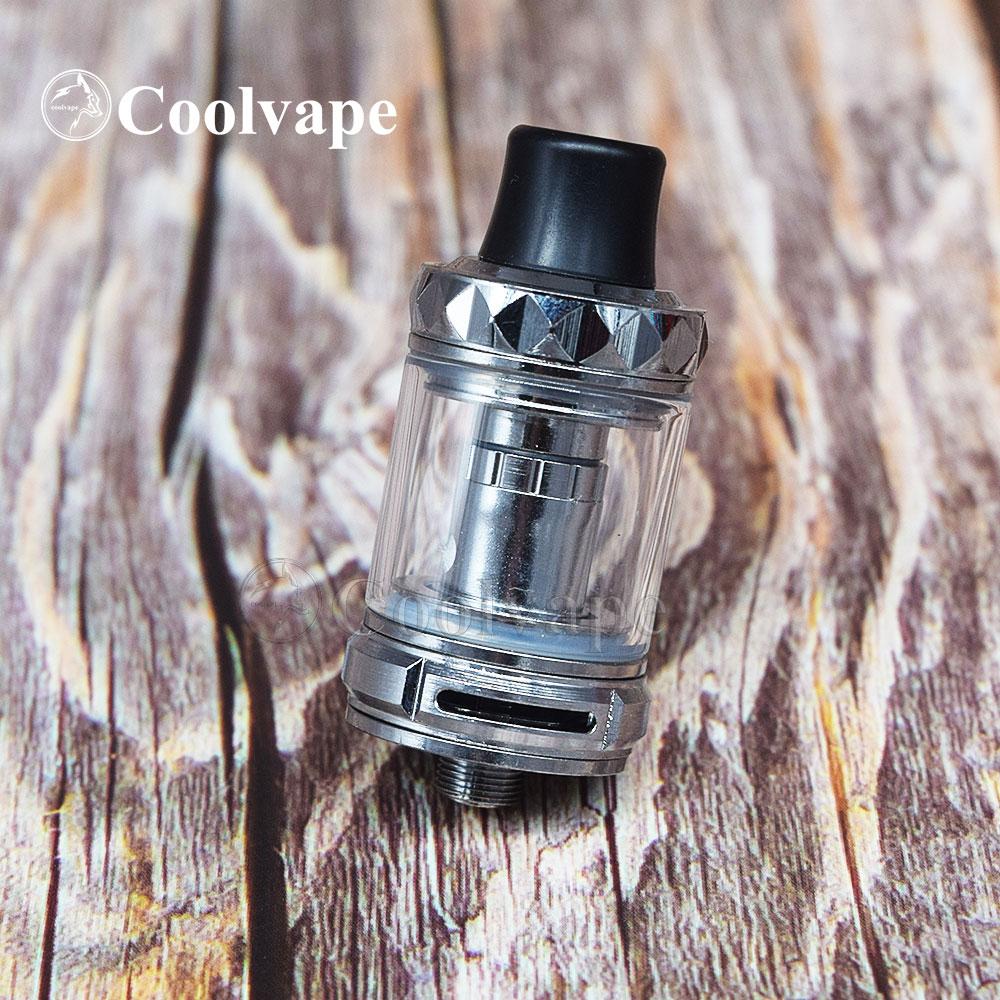 Coolvape 100w Atomizer Vapor Electronic Cigarette Adjustable Vape 80W 3ml Tank E-cigarette Big Smoke Atomizer With Coils