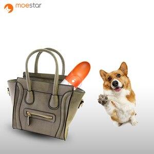 Image 5 - MOESTAR ROCKET 270ML Portable chien bouteille deau mode chien de compagnie voyage bouteille deau distributeur