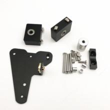 Części do drukarek 3D Creality Ender 3S podwójna oś Z śruba pociągowa zestaw do aktualizacji dla Creality Ender-3 pro tanie tanio Blurolls CN (pochodzenie) Mechaniczne Zestaw Części Sprzętu Funssor standard parts Synchronous pulley aluminum alloy