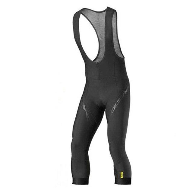 Mavic велосипедные штаны Для мужчин 3/4 Биб шорты летние велосипедные брюки Hombre для верховой езды штаны Ropa Ciclismo Шорты для велосипедистов MTB лайк...