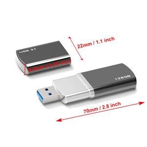 Image 2 - Ingelon External SSD USB 1TB 512GB 256GB 128G USB3.1/3.0 PSSD Hard Drive DIY Logo DJ MV Disk disco duro HDD Case for gift SSD