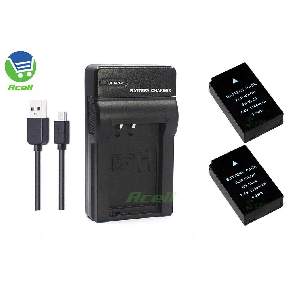 En El20 Battery For Blackmagic Design Blackmagic Pocket Cinema Camera Bmpcc Camera Digital Batteries Aliexpress