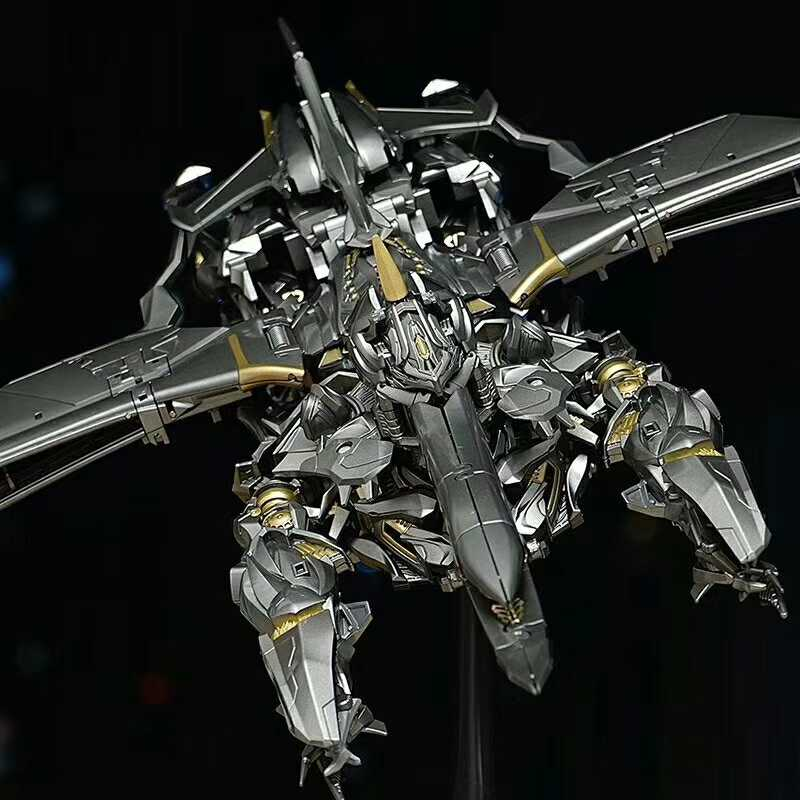 Image 3 - MPM08 MPM 08 Transformation Galvatron Mega Oversize Alloy original large Action Figure KO Robot Toys-in Action & Toy Figures from Toys & Hobbies