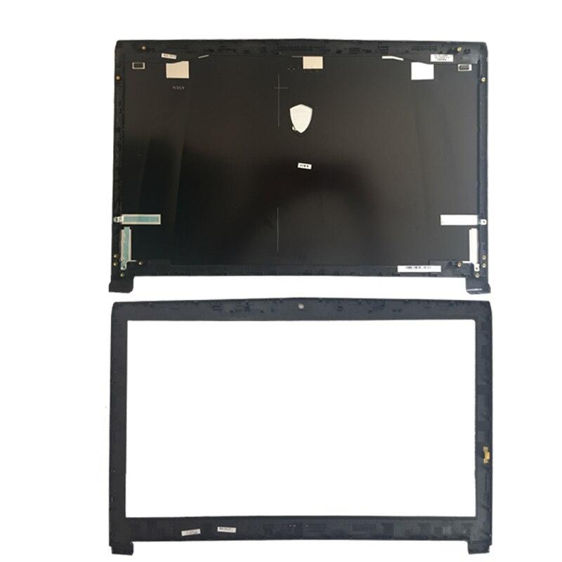 MSI GE62 6QD  LCD Top Lid Back Rear Cover 3076J1A212Y311 GRADE A