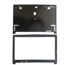 Yeni MSI GE72 2QD APACHE PRO MS 1792 serisi arka kapak üst kılıf/LCD çerçeve kapağı (değil uygulanabilir GE72 2QF GE72 6QE)