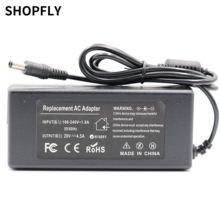 Адаптер для ноутбука 20 в 45 А 90 Вт/зарядное устройство/блок