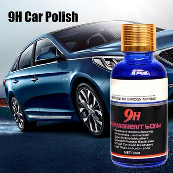 9H Ceramic Car Motocycle Coating Paint Care Liquid Glass Nano Hydrophobic Polish Auto Detailing Water