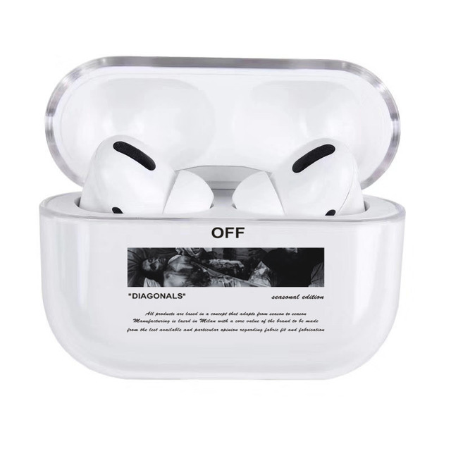 Street Trend Case for AirPods Pro 3
