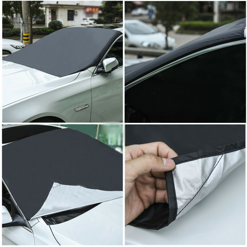 Auto Car Windshield Protect Snow Magnet Waterproof Cover Ice Frost Sunshade Hot|Car Covers| |  - title=