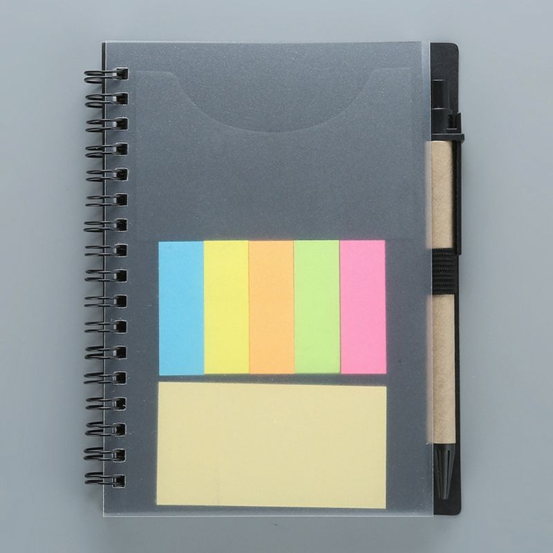 Creative Sticky Notes Notepad Kawaii Stationery Diary Notebook With Pen Office School Supplies Student Gift