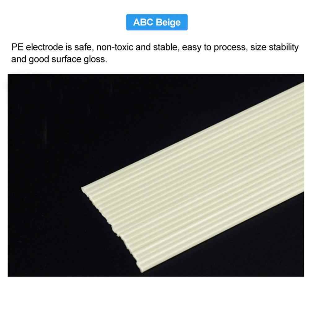 50CM קורוזיה עמיד מים צינור תיקון רצועת פלסטיק PVC PE ABS ריתוך נייל חוט רכב משאבת שסתום חלקי תיקון רצועות