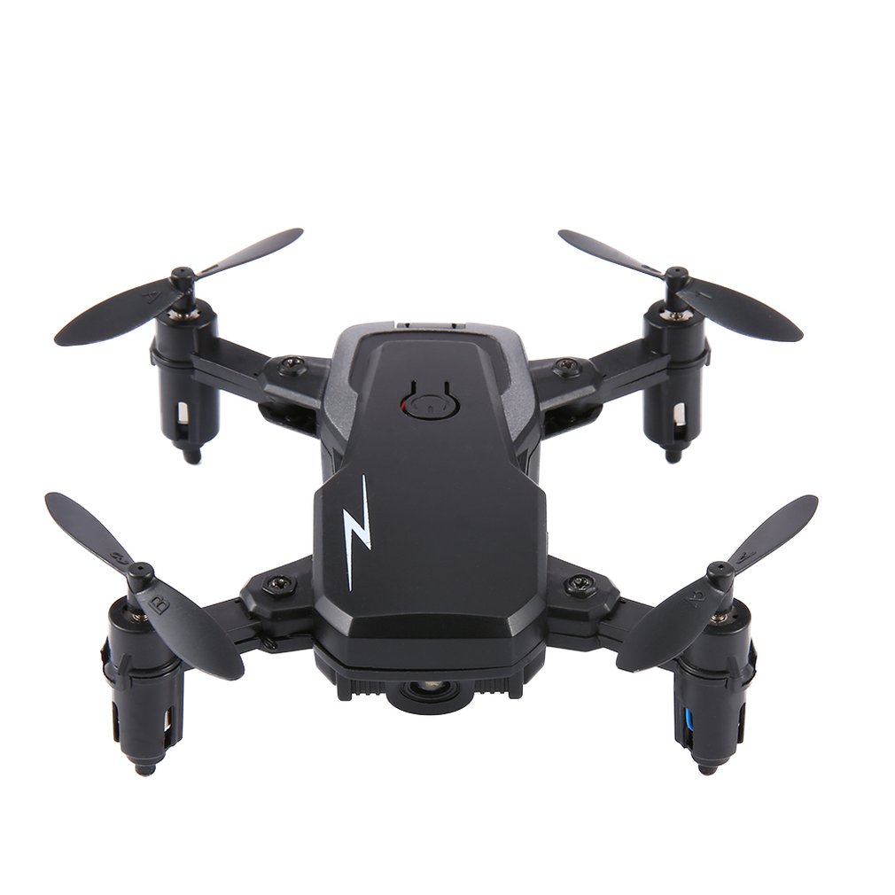 TXD G1 Foldable Mini RC Drone WiFi Altitude Hold One Key Takeoff 360-degree Stunt High/Low Speed Quadcopter 2MP Camera Model Toy
