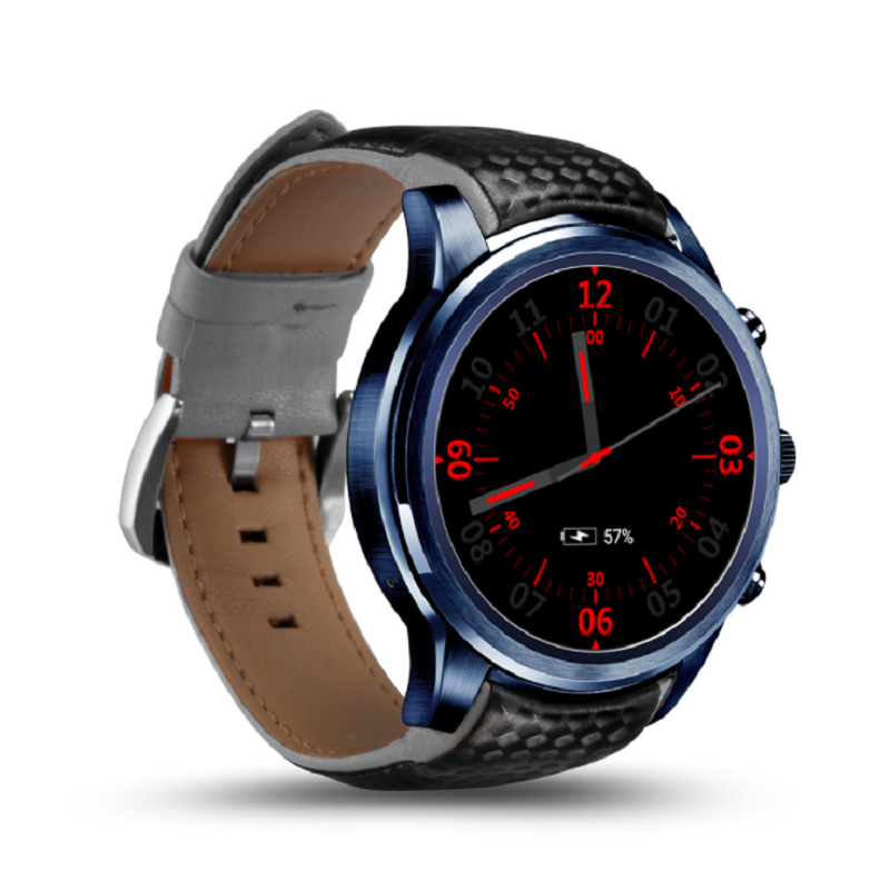 LEM5 Pro Smart Watch Finow X5  1.39inch Round Screen Bluetooth Android 5.1 IOS Ip67 Waterproof 3G Sport Smart Watch