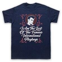 Последняя из известных PLAYBOYS, неофициальная футболка MORRISSEY SMITHS для взрослых и детей