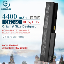 Golooloo 11.1v 4400mAh Laptop Battery for HP Business Notebook NC6110 NC6115 NC6120 nc6140 NC6200 NC6220 NC6230 nc6300 nc6320