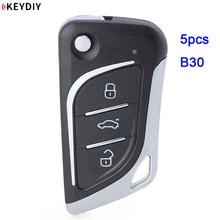 5 pçs keydiy b30 universal controle remoto chave b série para kd900 kd900 + urg200 KD-X2 mini