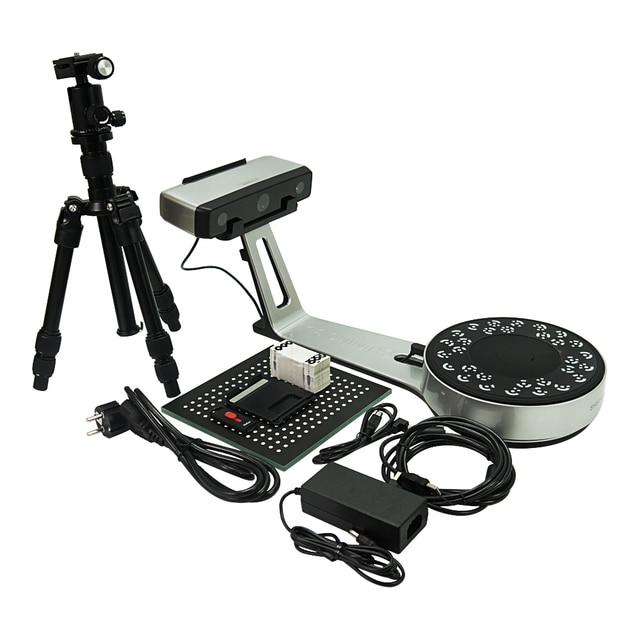 EinScan-SP HE3D Desktop 3D Scanner 3D scanning system Automatic scansave as STL file Fast 3d printing 1