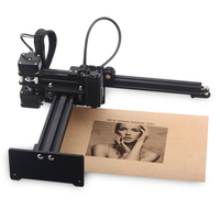 NEJE 20W CNC Cutting Laser Engraving Machine For Metal / Wood Router / Paper 2 Axis Engraver / Desktop Cutter + Laser Goggles
