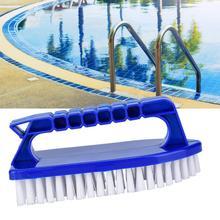 Щетка для очистки бассейнов, угловая щетка, ручной инструмент для чистки дверей и окон