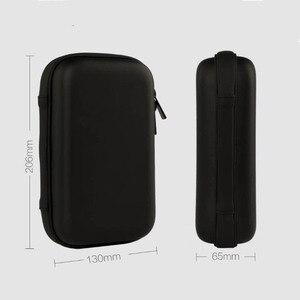 Image 2 - Xiaomi saklama kutusu kulaklık cep telefonu şarj cihazı mobil güç dijital ürün saklama çantası çok fonksiyonlu masaüstü depolama kaliteli