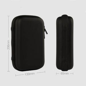 Image 2 - Xiaomi 収納ボックスヘッドセット携帯電話充電器モバイル電源デジタル製品収納袋多機能デスクトップ収納品質
