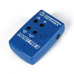 Wettbewerb Elektronik Tasche Pro II Schuss Timer mit Sensor Summer Beeper Hunter Ausbildung Schießen Timer Geschwindigkeit Misst