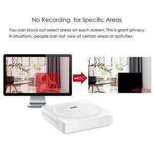 Image 5 - ZOSI système de caméra vidéo 4 en 1 HD, 5MP, 4 canaux, AHD CVBS CVI TVI, détection de vision nocturne, système de vidéosurveillance, caméra pare balles, Kit DVR