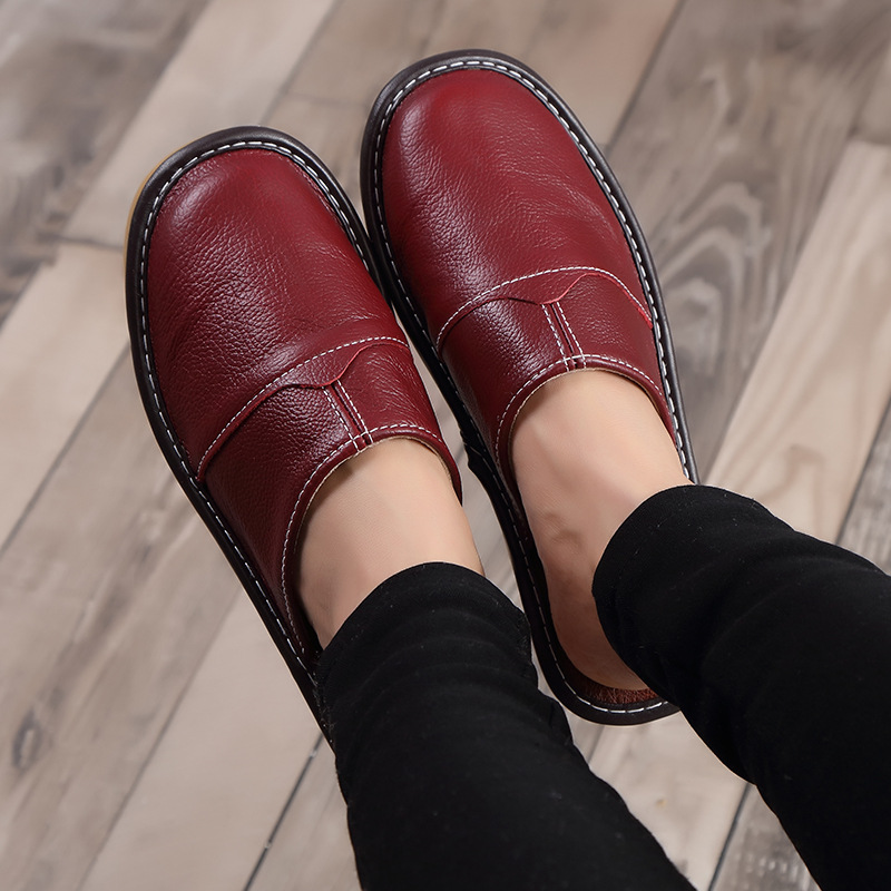 Women Slippers Luxury Brand Design Home House Shoes 2020 New Indoor Non-Slip Spring Summer Men  Ladies Slippers Plus Size 11