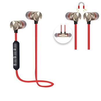 Bluetooth наушники спортивные высокоточные стерео наушники в ухо супер бас смартфон музыка