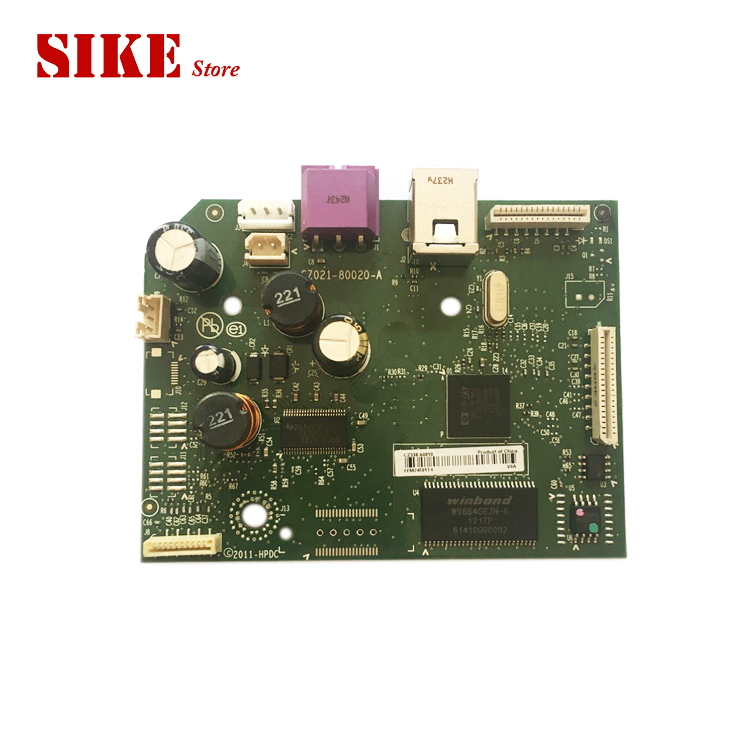 FMB-I Compatible with 862827-102 Replacement for Hp LCD Back Cover 20-C424