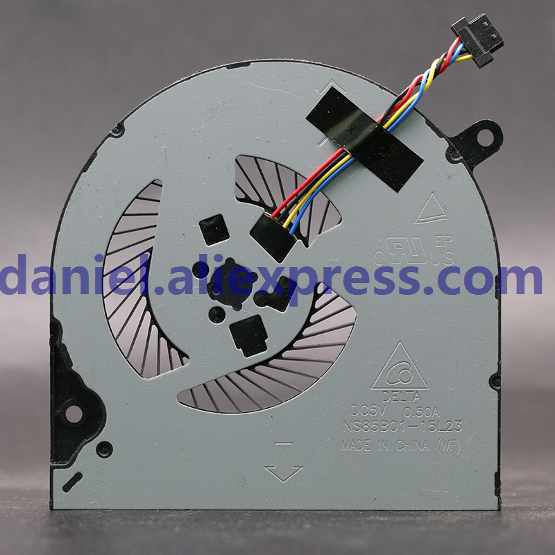 Delta NS85B01-15L23 5V 0.50A ASUS notebook CPU cooling fan