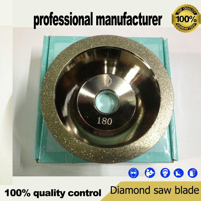 Lama cu unelte de 100mm cu diamant cbn pentru șlefuit la preț bun - Instrumente abrazive - Fotografie 1
