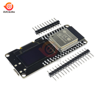 0.96 ''0.96 Inch Oled-scherm CP2102 ESP32 ESP-32 ESP-WROOM-32 WiFi Bluetooth Development Board Module voor Wemos D1 2.4GHz