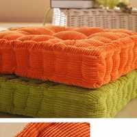 Espiga tatami assento cadeira de escritório sofá tecido ao ar livre almofadas decoração para casa têxtil joelho travesseiro coussin almofada decorativa