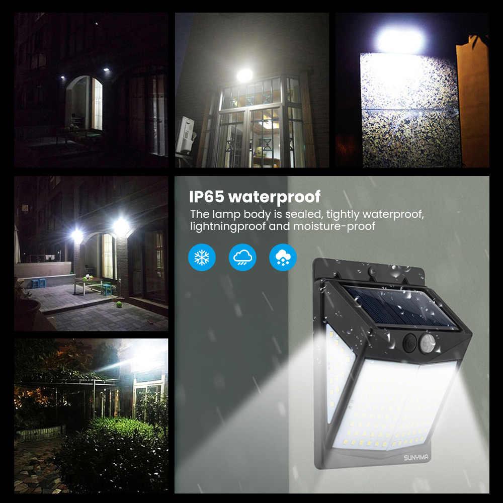 SUNYIMA уличный солнечный светильник, уличный светильник, настенный светильник, садовый светильник, солнечный светильник, уличный светильник, супер яркость