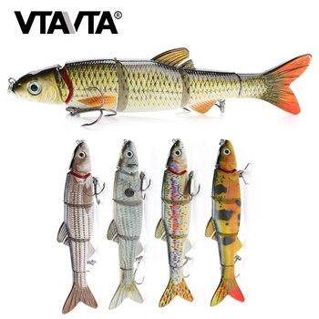 16cm 36g 5 Segments Jointed Fishing Lure Wobblers Swimbait